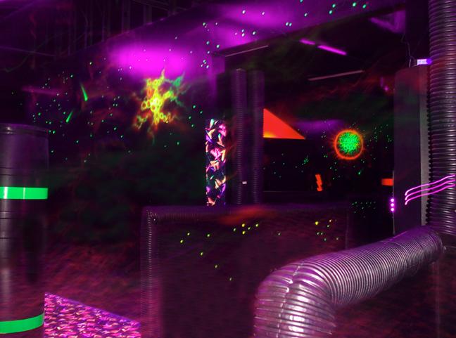 Laser Storm Laser Tag